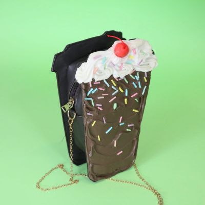 Hot chocolate Purse