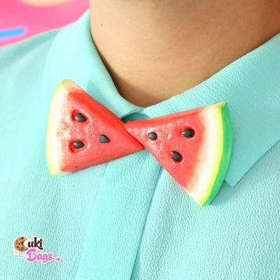 Watermelon Slices BOW TIE