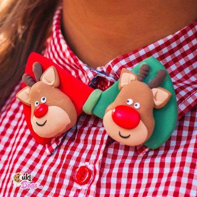 Reindeer BOW TIE